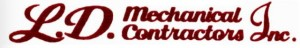 L.D. Mechancal Contractors logo