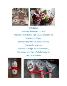 craft-bazaar-flyer-waldron